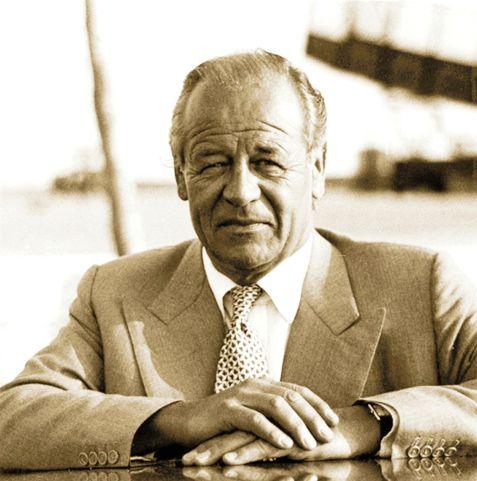 Freddy Heineken, Founder's Grandson & Successor