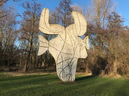 Picasso's Figure Découpée (L'Oiseau)